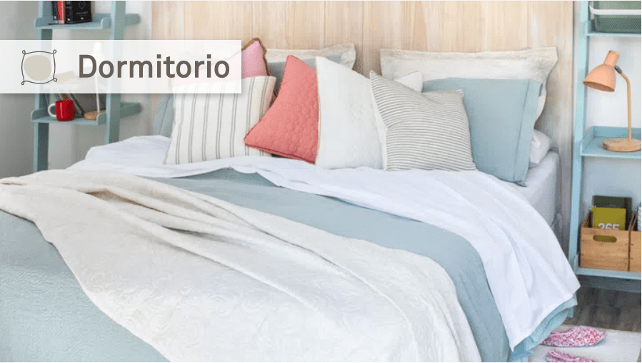 DORMITORIO, CASAIDEAS CHILE