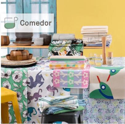 COMEDOR, CASAIDEAS CHILE
