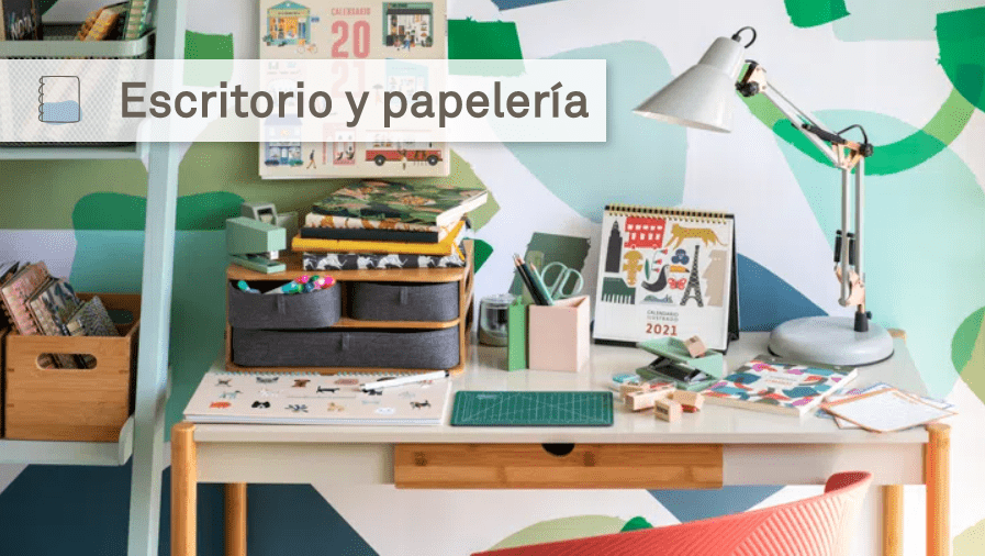 ESCRITORIO Y PAPELERÍA, CASAIDEAS CHILE