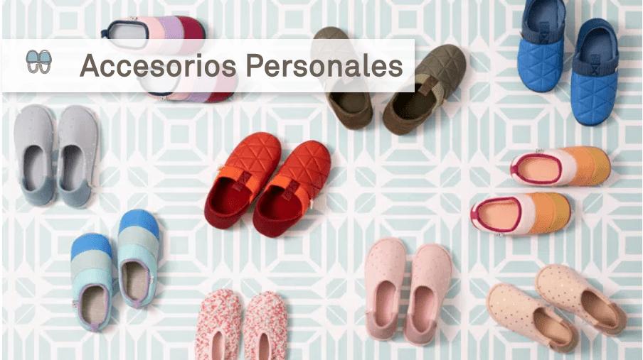 ACCESORIOS PERSONALES, CASAIDEAS CHILE