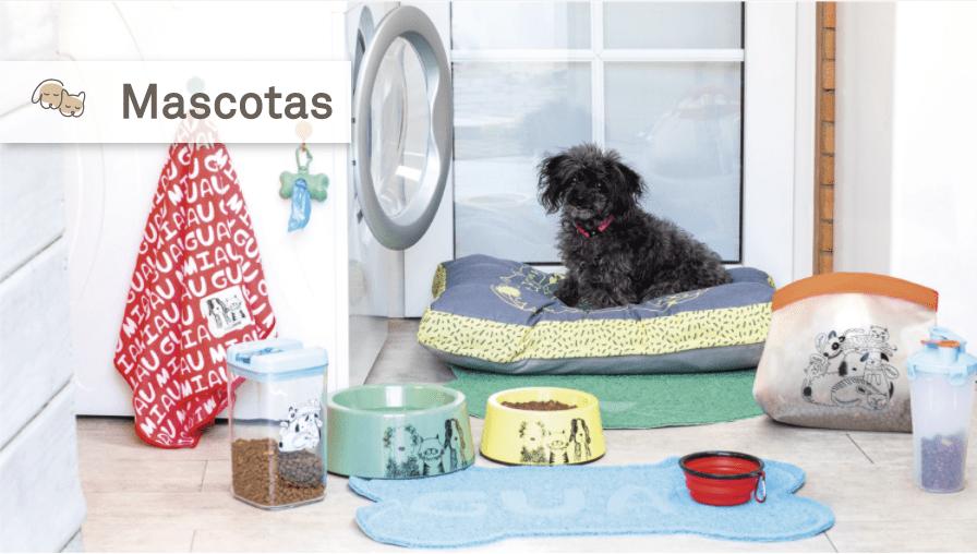 MASCOTAS, CASAIDEAS
