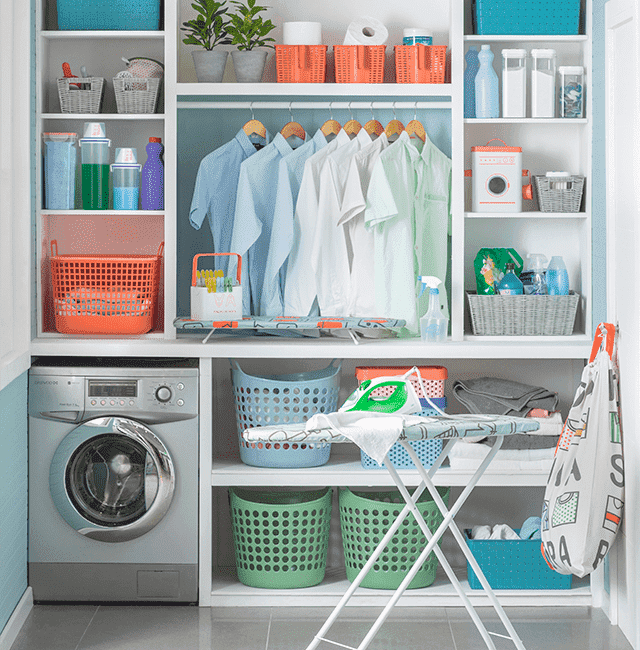 Soluciones de lavanderia